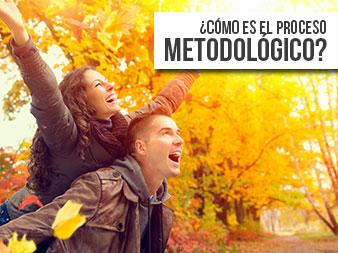 ¿Cómo es el proceso metodológico?